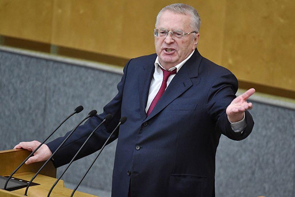 Жириновский: Молдавия – это ошибка