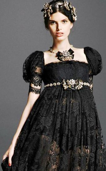Lookbook Dolce&Gabbana весна-лето 2016 SERA (Вечер) — настоящая роскошь, перед которой трудно устоять