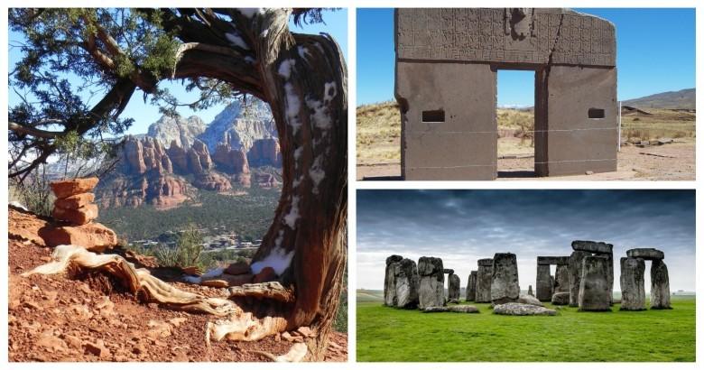 10 загадочных мест, которые, возможно, являются порталами в другие миры