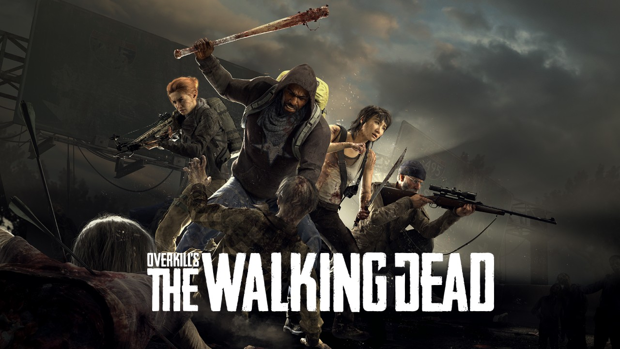 Премьера геймплея Overkill's The Walking Dead