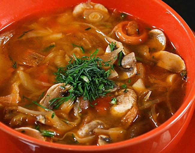 грибная сборная солянка от www.dunduk-culinar.ru