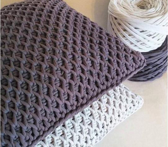 Вязание - сетка (Diy)