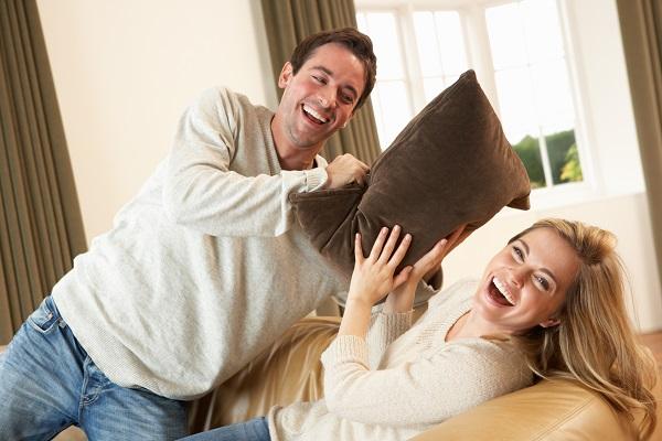 Смех да любовь: доказано, что юмор укрепляет отношения
