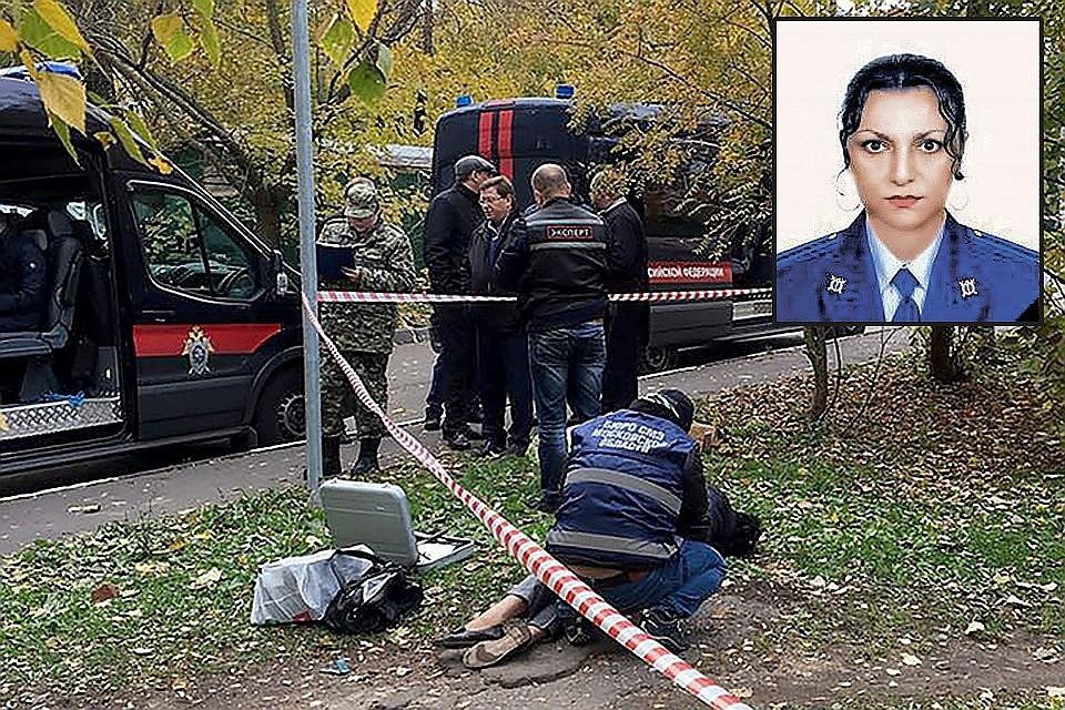 Поймали убийцу следователя? Поймали в Грузии?