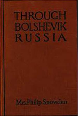 Сноуден о большевистской России