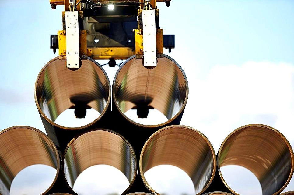 «Газпром» платит миллиарды евро за воспитание европейцев
