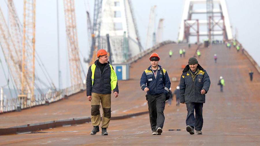 «Местечковые инициативы»: в России ответили на заявление Киева судиться из-за Крымского моста