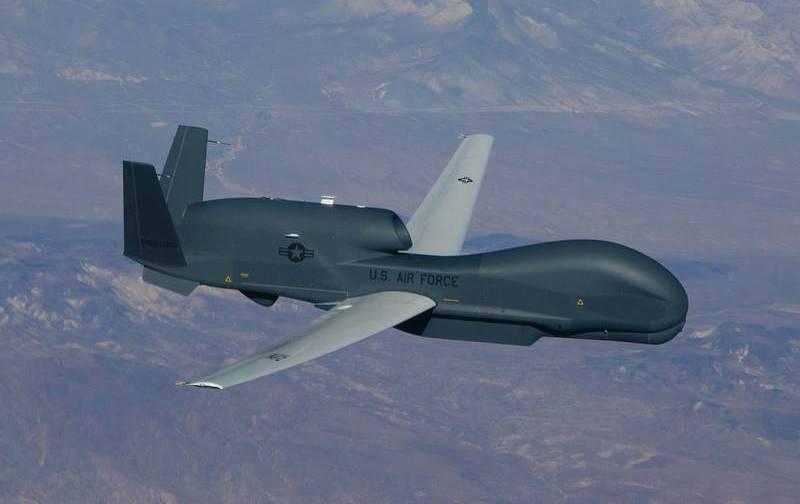 Авиация США провела новый облёт Черноморского побережья РФ