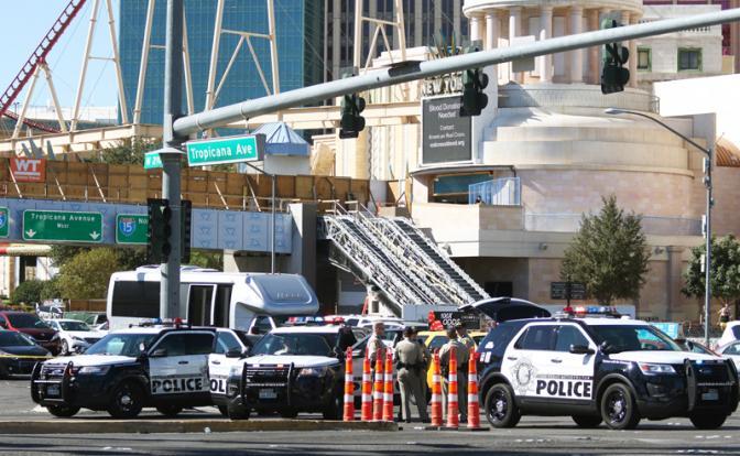 Лас-Вегас: США ждут новой массовой бойни
