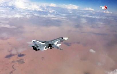 Россия нанесла удары по объектам террористов в Идлибе
