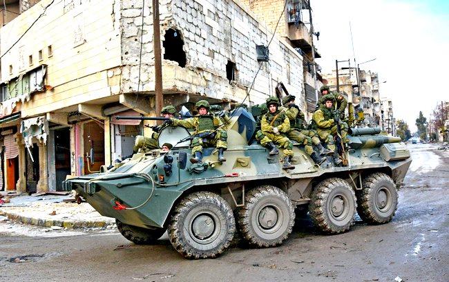 «Русские нас переигрывают». Британский генерал оценил фотографии из Сирии