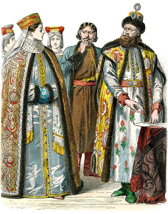 Почемучка спрашивает: чем отличаются дворяне от бояр?