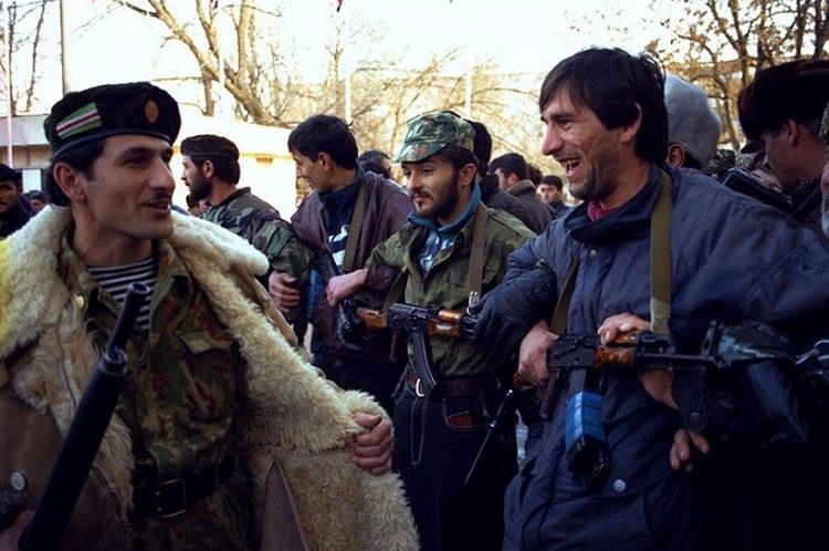 Чечня, декабрь 1994, жесткие фото!