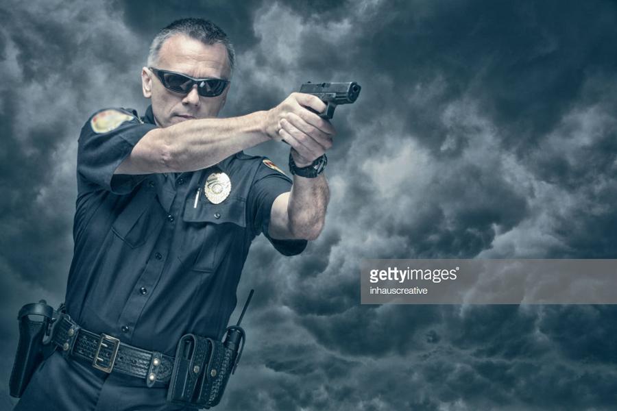 О грозной, страшной, убойной полицейщине Мордора