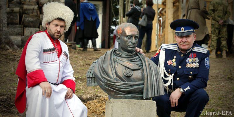 Простой русский мужик Путин