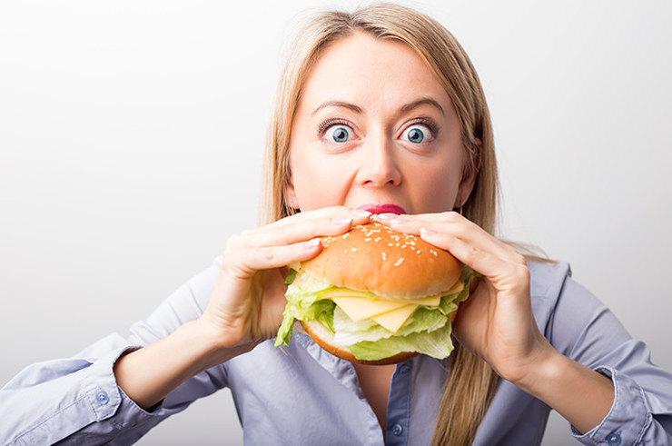 Связь между голодом и импуль…