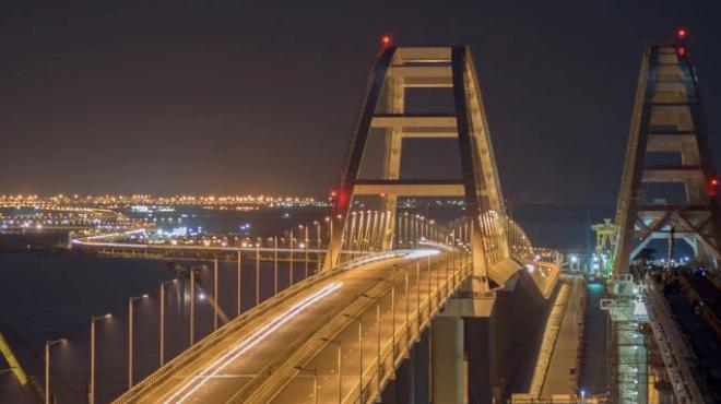 «Бухарестской девятке» объяснили, зачем России Крымский мост