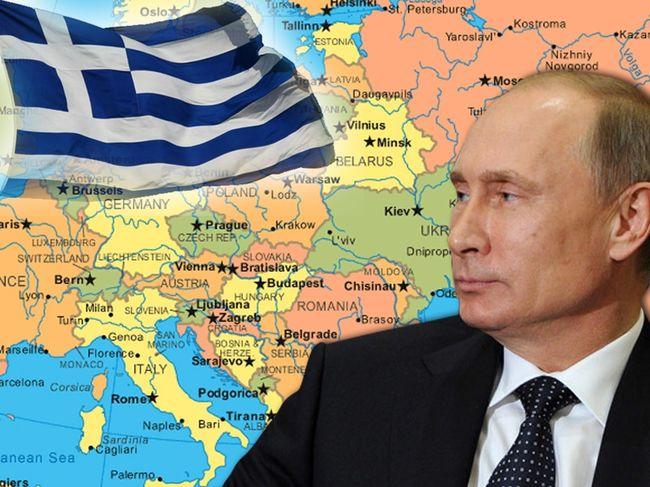 Песня греков в честь главы РФ: С Путиным я не боюсь