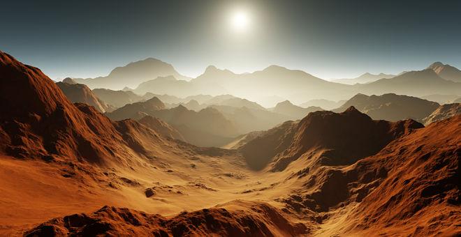 Последнее заявление и новые данные о жизни на Марсе