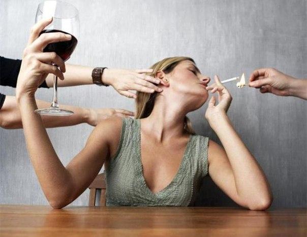 Алкоголь, рак, женщины (почему женщинам рекомендуется пить м.