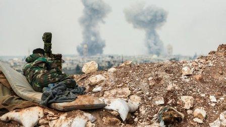 МинобороныРФ: засутки вСирии зафиксировано 12 нарушений режима перемирия