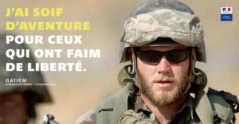 Об особенностях набора новобранцев во французскую армию