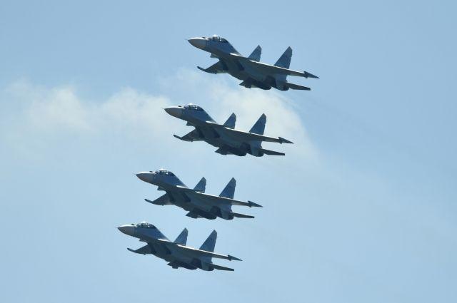 Минобороны РФ: Мьянма закупит у России шесть истребителей Су-30