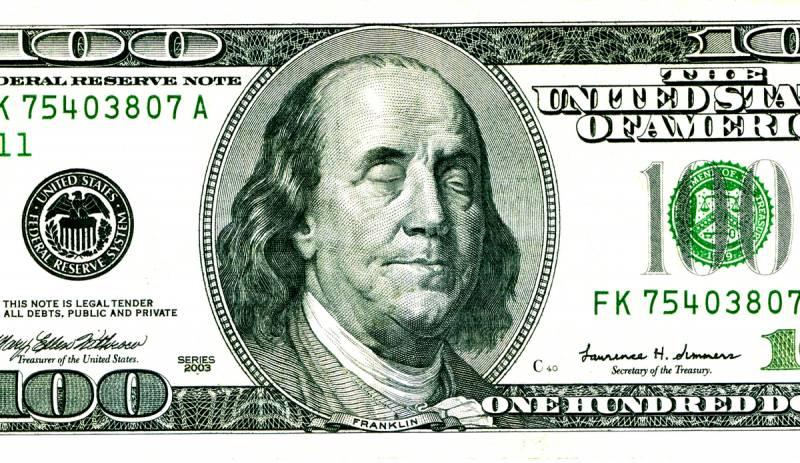 Экономический бум в США: пад…