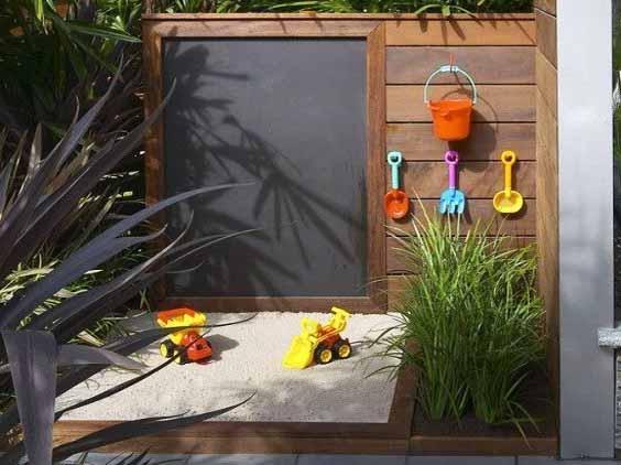 Детская площадка своими руками: 75 замечательных идей