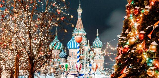 Когда украсят Москву к Новому 2019 году
