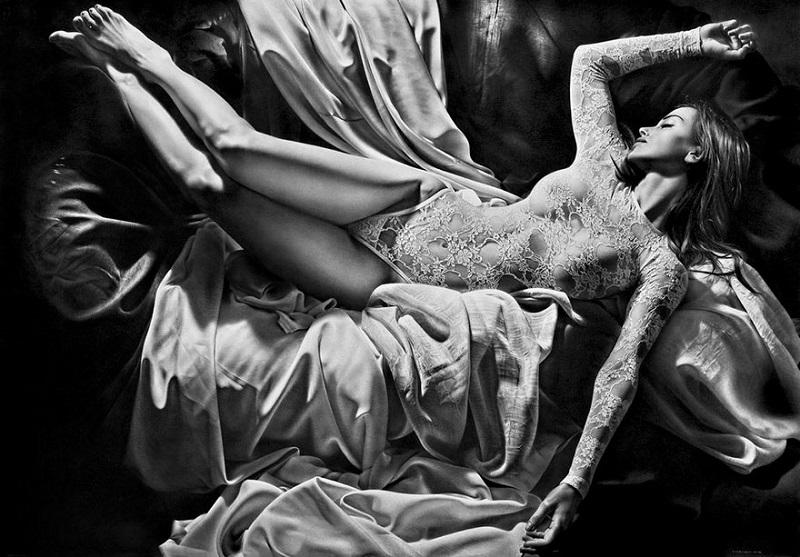 Современный американский художник Томас Кинкейд