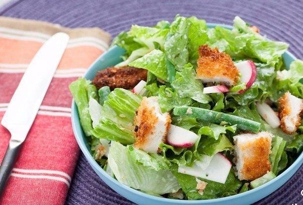 ТОП — 9 изысканных салатов на каждый день!