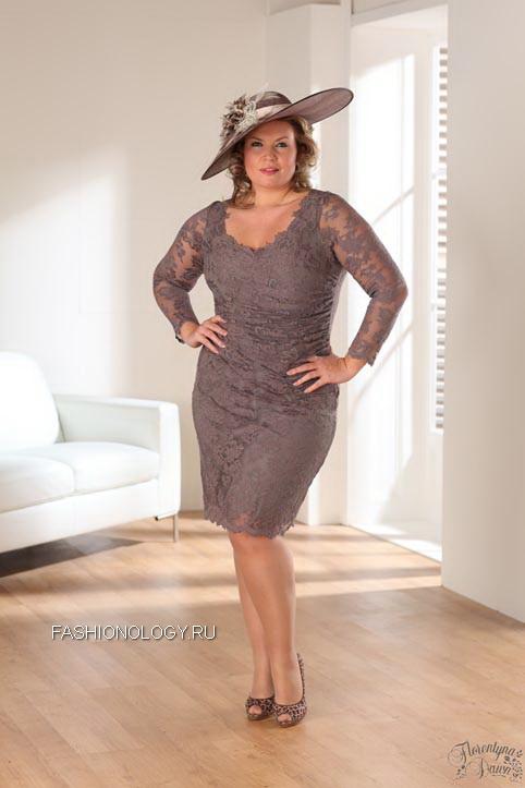 Платья для зрелых женщин