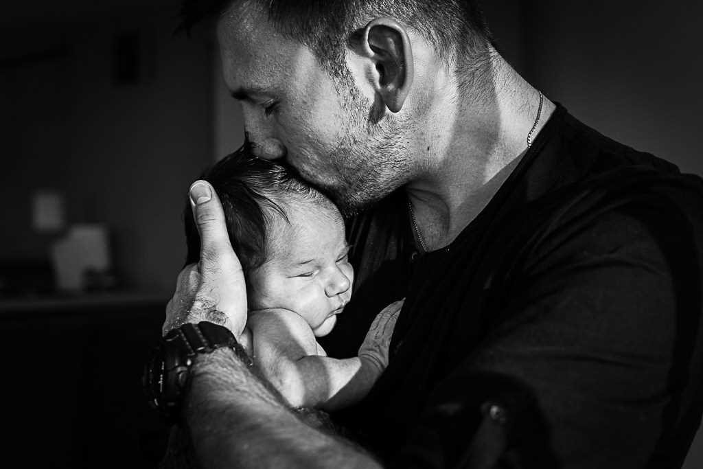 Отцовская любовь - лучшие фотографии!