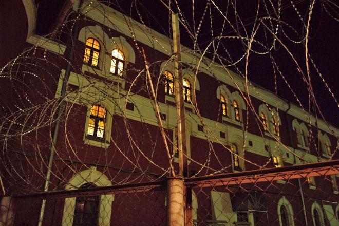 Побег из Российской тюрьмы, …
