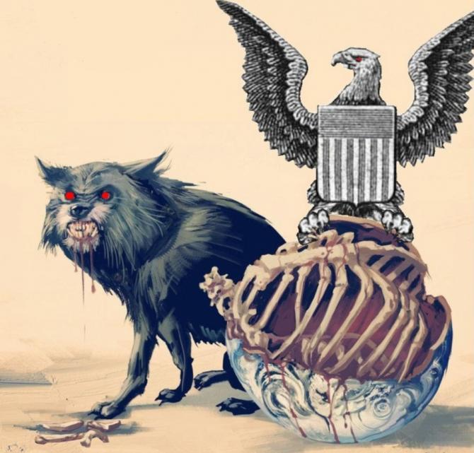 Россия Западу: Подавишься, Идолище Поганое (2)