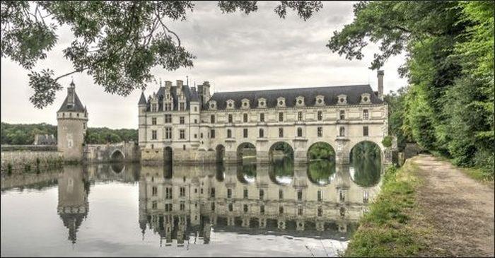 Шато де Шенонсо: Удивительный замок над рекой