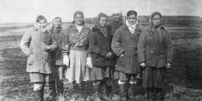 А.Л.Ж.И.Р. - лагерь жен изменников родины