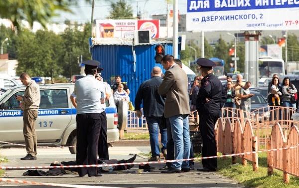Резня вСургуте: Состояние четырех пострадавших— тяжелое