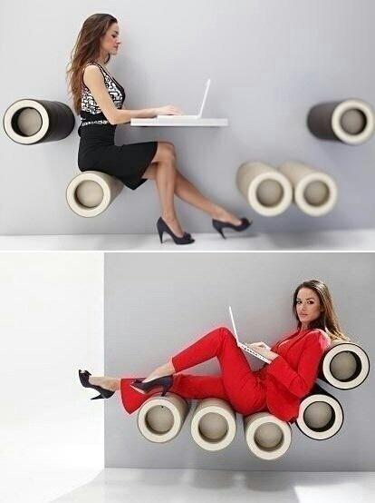 Мебель в стене