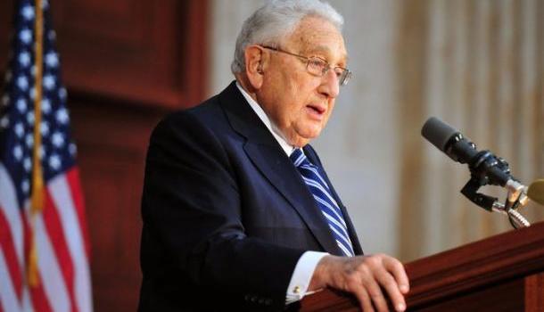 «Китай ненавидит нас, Трампу нужен союз с Россией», — Генри Киссинджер