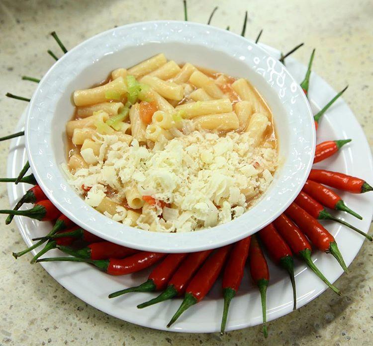 Три рецепта пасты с макарона…
