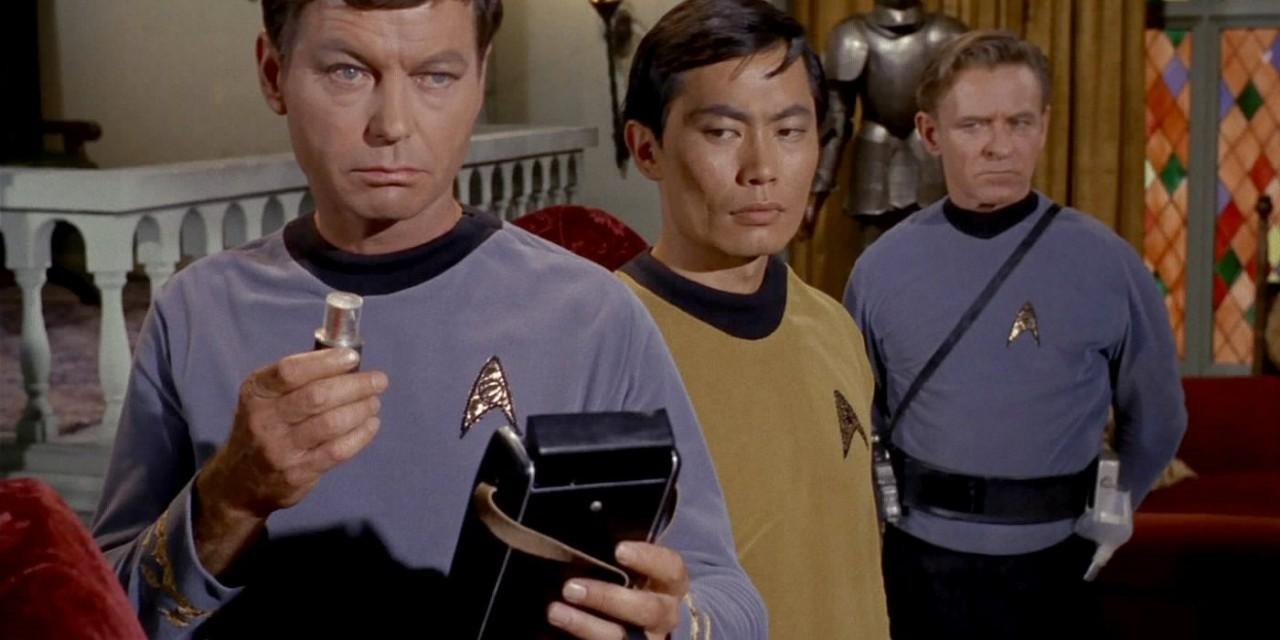 Американские учёные получили грант на создание трикордера из «Стар Трека»