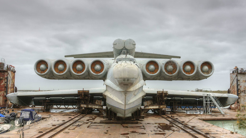 5 экспериментальных самолётов СССР, опередивших время(16 фото)