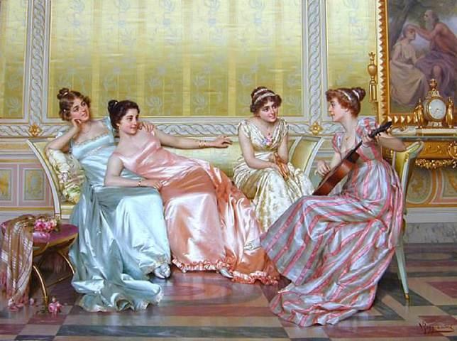 Почему замужние женщины полнее одиноких дам
