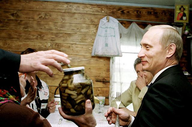 Путин взялся за крестьян. 13-й нацпроект