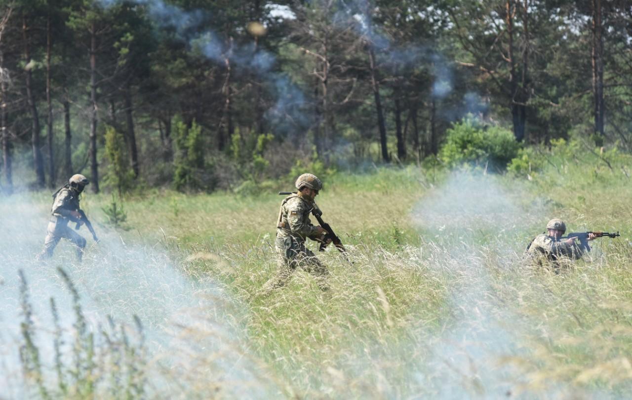 К чему готовят Украину? Британия расширит и углубит программы подготовки украинских военных