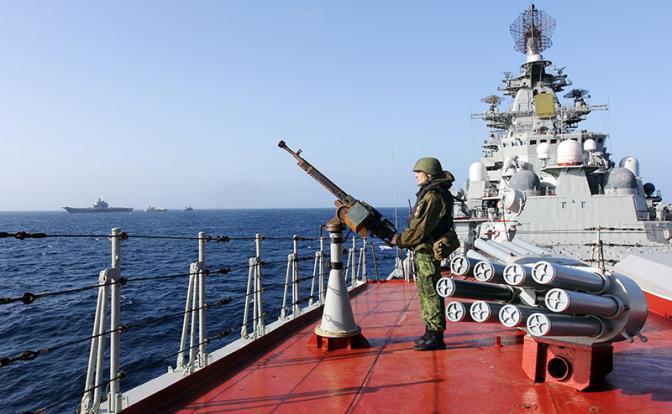 «Вежливые люди» у берегов Америки: Для НАТО это страшнее «Калибра»