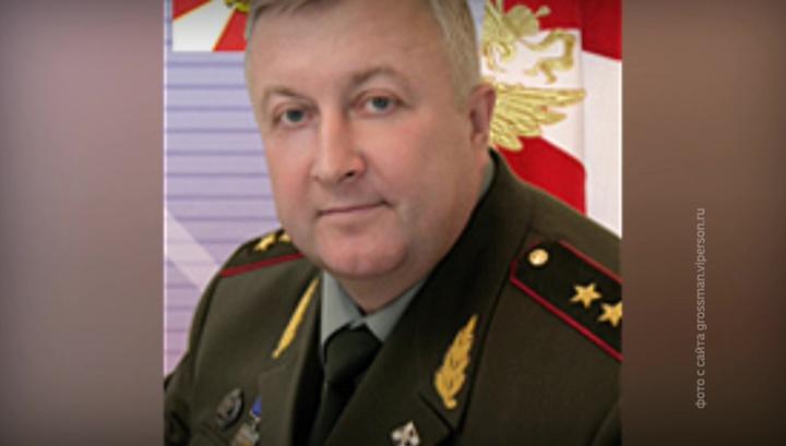 Бывшего замглавкома внутренних войск приговорили к 6 годам строгого режима за взятку