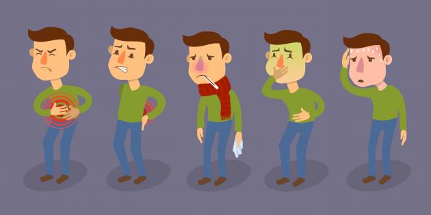 ЗДРАВОТДЕЛ. Что делать при пищевом отравлении